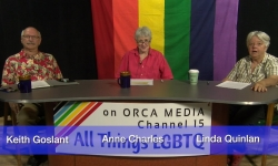 All Things LGBTQ - News & Interview with Mara Iverson from Outright VT