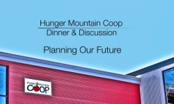 Hunger Mountain Coop - Planning Our Future - May 22, 2018