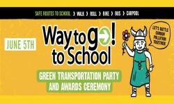 Way to Go! School Challenge Awards Ceremony