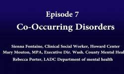 Understanding Vermont's Opioid Crisis - Episode 7: Co-Occurring Disorders