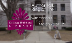 Kellogg Hubbard Library - Ring of Fire with Yenna Yi