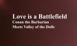 Celluloid Mirror - Love is a Battlefield
