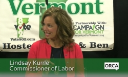 Lindsay Kurrle: Vermont Labor Issues
