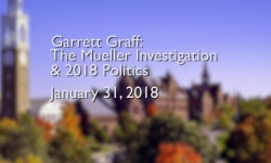 Osher Lifelong Learning Institute - The Mueller Investigation & 2018 Politics