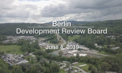 Berlin Development Review Board - June 4, 2019