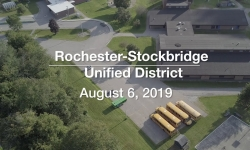Rochester-Stockbridge Unified District - August 6, 2019