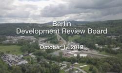 Berlin Development Review Board - October 1, 2019
