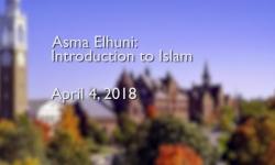 Osher Lifelong Learning Institute - Asma Elhuni: Introduction to Islam