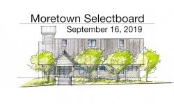 Moretown Selectboard - September 16, 2019