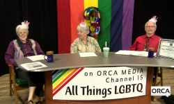 All Things LGBTQ: News and Interview with Anne Charles, and Third Anniversary