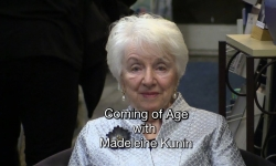 Bear Pond Books Events - Coming of Age with Madeleine Kunin