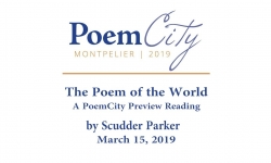 Poem City - The Poem of the World - A Poem City Preview Ready by Scudder Parker