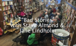 Bear Pond Books Events - Bad Stories with Steve Almond and Jane Lindholm