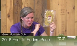 Green Mountain Club - End to Ender Panel - May 6, 2016