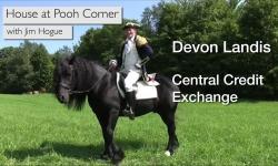 House on Pooh Corner: Devon Landis Central Credit Exchange
