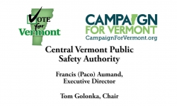 Central VT Public Safety Authority