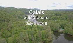 Calais Selectboard - July 8, 2019