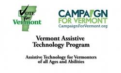 Vote for Vermont: Assistive Technology Program