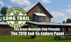 Green Mountain Club - End To Ender Panel - May 4, 2018