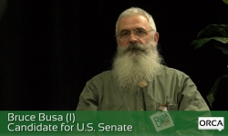 Meet the Candidate: Bruce Busa