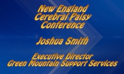 Abled and on Air: New England Cerebral Palsy Conference 2019