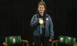 Steve Pappas (The Times Argus) Interviews Amanda Pelkey, U.S. Olympian
