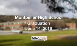 Montpelier High School Graduation - June 14, 2019