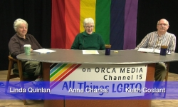 All Things LGBTQ - News & Interview with Christine Hallquist 10/25/18