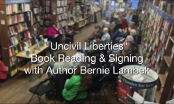 Bear Pond Books Events - Bernie Lambek