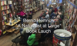 "Bear Pond Books - Bernd Heinrich - ""A Naturalist at Large"""