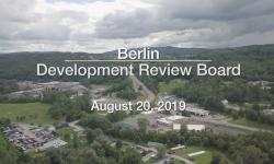 Berlin Development Review Board - August 20, 2019