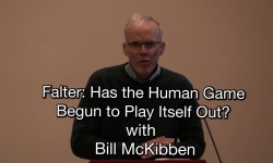 Bear Pond Books Events - Falter: Has the Human Game Begun to Play Itself Out? with Bill McKibben