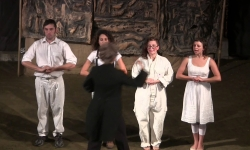 BREAD & PUPPET THEATER: Political Leaf Peeping with TOTAL THIS & THAT CIRCUS