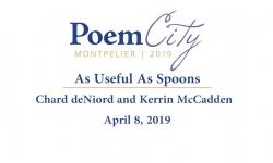 Poem City - As Useful as Spoons