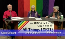 All Things LGBTQ with Rev. Andre Mol Interview
