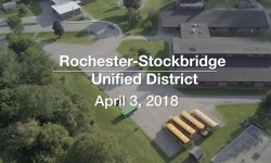 Rochester-Stockbridge Unified District - April 3, 2018
