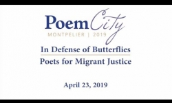 Bear Pond Books Events - Poem City - In Defense of Butterflies