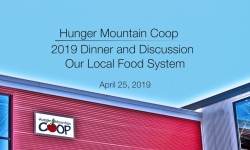 Hunger Mountain Coop - Our Local Food System