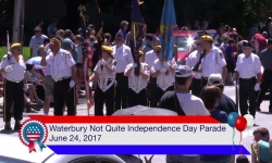 Waterbury Not Quite Independence Day Parade  June 24, 2017