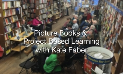 Bear Pond Books Events - Kate Faber - Picture Books & Project Based Learning