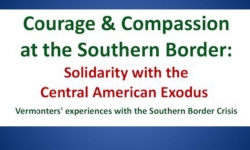 Courage & Compassion at the Southern Border