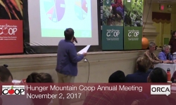 Hunger Mountain Coop - Annual Meeting 2017