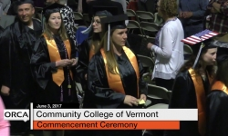 CCV Commencement Ceremony - June 3, 2017