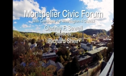 Montpelier Civic Forum - Glennie Sewell, Candidate for Washington-4 District