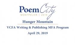 Poem City - Hunger Mountain