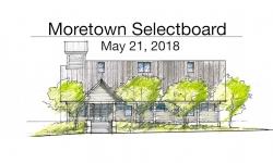 Moretown Select Board - May 21, 2018