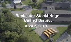 Rochester-Stockbridge Unified District - April 2, 2019