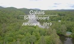 Calais Selectbaord - January 7, 2019