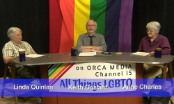 All Things LGBTQ - News & Liz Mariani
