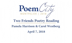 Poem City - Two Friends Poetry Reading